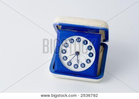 Vintage dos anos setenta despertador