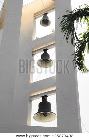 Bell tower architecture