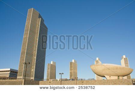Empire State Plaza