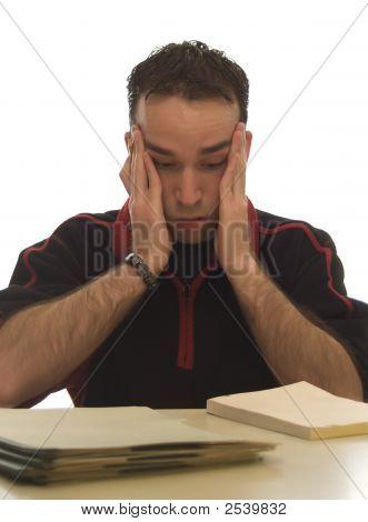 High Stress Worker