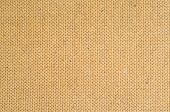 Wooden Fiberboard Texture. Rear Side Of The Material With Regular Pattern Of Embossing. Close-up Abs poster