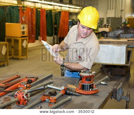 Inspecting Tools