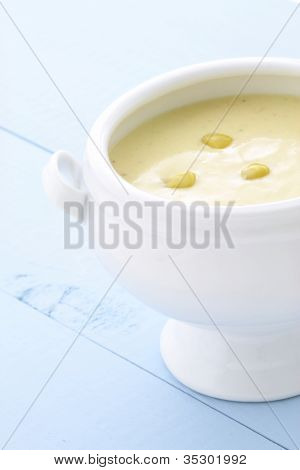 delicious french corn chowder