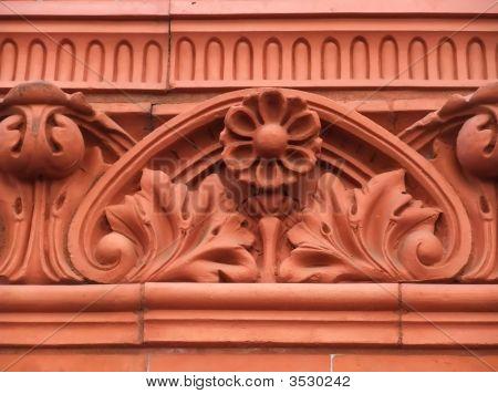 Brownstone Fassade