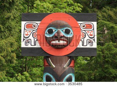 Historic Totem Pole