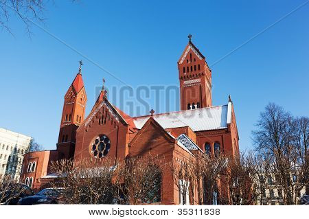 Catholic chapel St Simon and St Elena