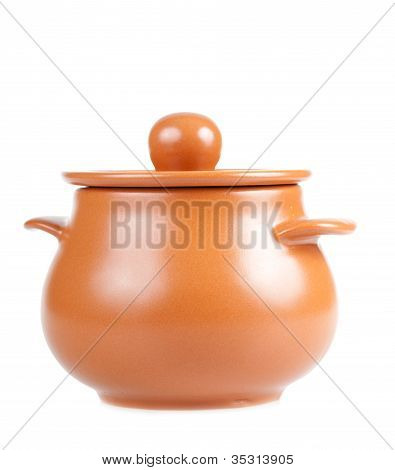 Clay pots for cooking