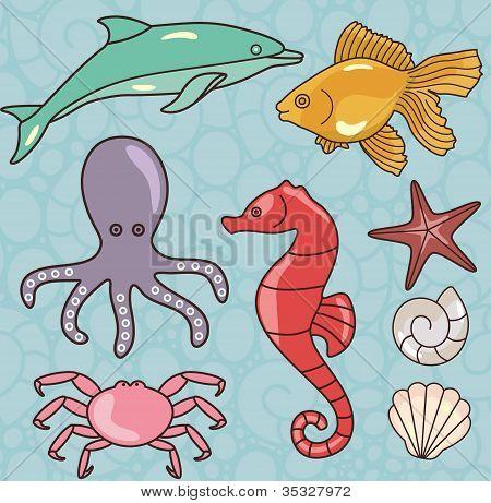 Sea-set