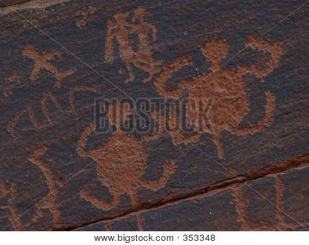 V-v Petroglyphs