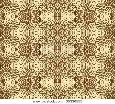 Aztec seamless background