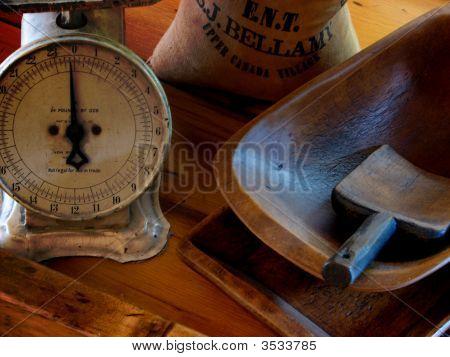 Antique Cookware