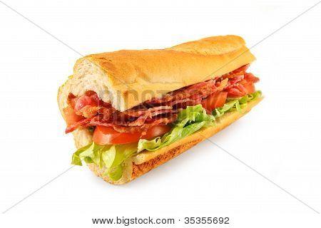 Blt Sandwich Baguette