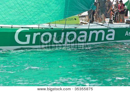 Groupama, Reflection