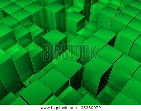 3d background