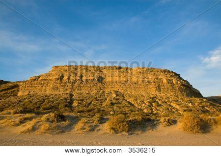 Desert Landscape, Patagonia.