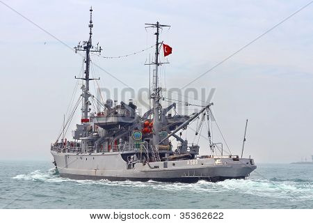 Turkish Navy TCG ISIN