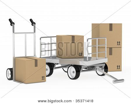Trolly And Hand Truck Packages