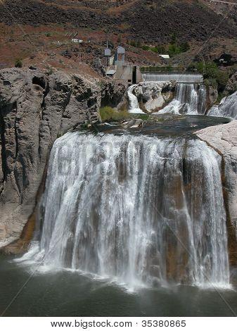 Idaho's Shoshone Falls - 3