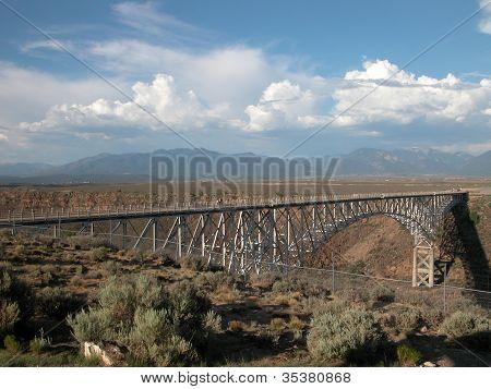 Rio Grande Gorge Bridge - NM 2