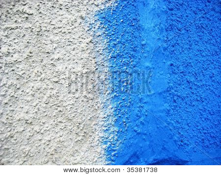 The Texture Of The Blue And Gray Vertical
