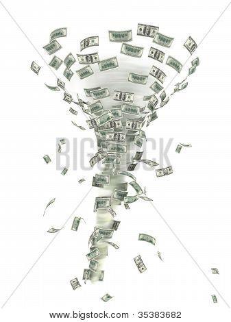 Financial Tornado.