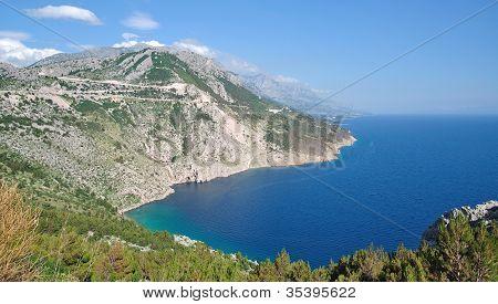 Makarska Riviera,Croatia