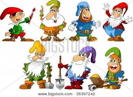 Funny Gnomes