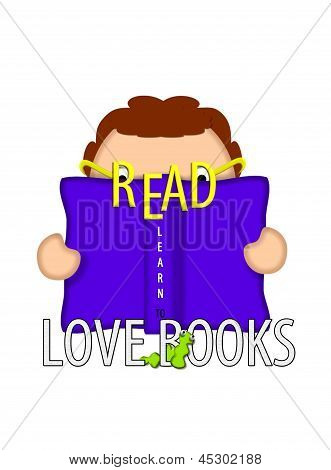Book Lovers Learn To Read