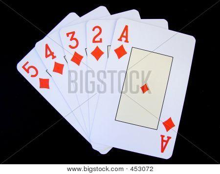 Poker - Flush