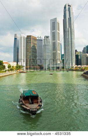 Central Business District Singapore