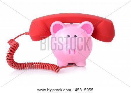 Telefoon bankieren