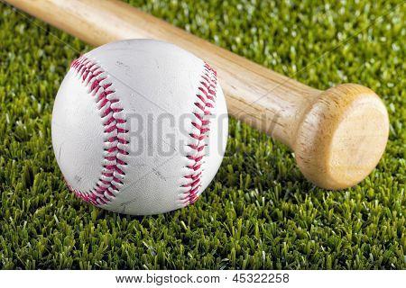 Ball And Bat