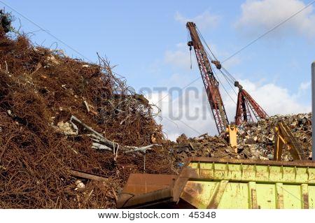Shipbreaker's Crane.