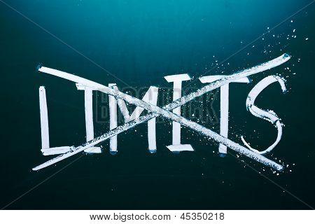 Break The Limits Concept