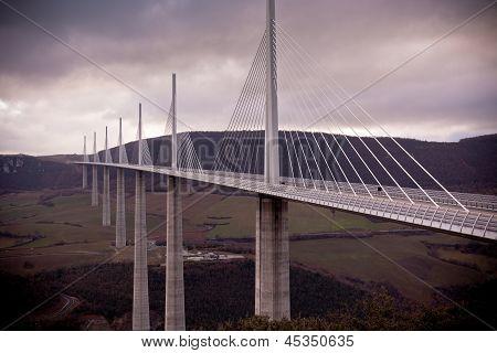 Millau Bridge, France