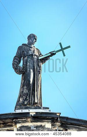 Sacred Statue Dresden