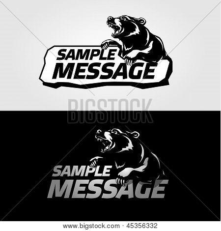 Mascot, bear