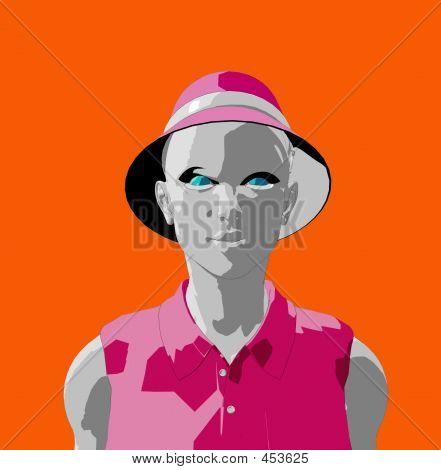 Women Face 30
