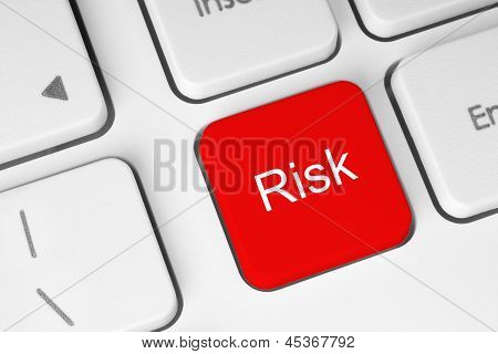 Red risk button