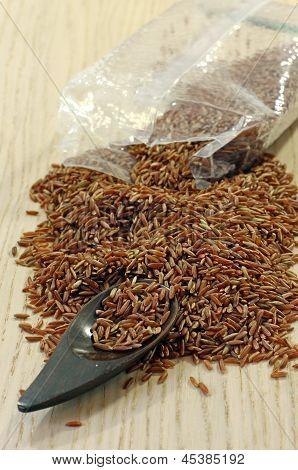 Brown Ermes Rice