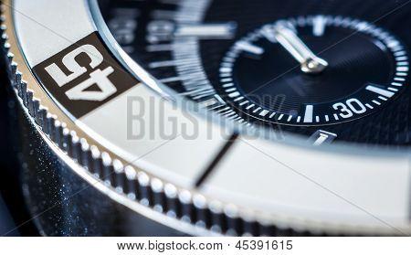 Relógio Macro