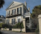 Charleston Battery Mansion