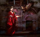 stock photo of warlock  - Mysticism - JPG