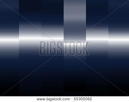 Abstract Metallic Gradien Blue Background
