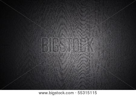 Black dark wood texture background