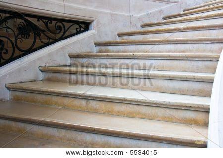 Paris Museum Staircase