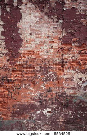 Abstract Colorful Brickwall