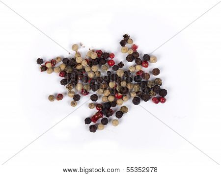 Pile Of Peppercorn