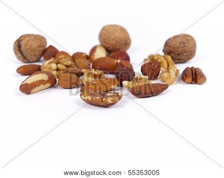 Wide Variety Of Nuts