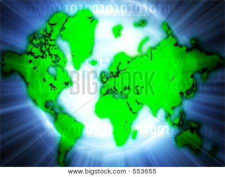 Binary Digital World6